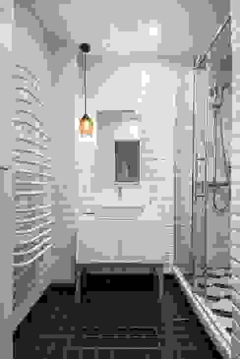 INT2architecture 浴室 磁磚 White