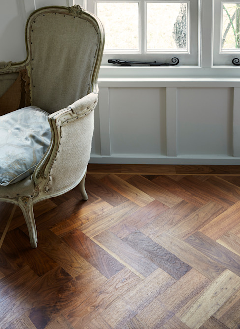 คลาสสิก  โดย The Natural Wood Floor Company, คลาสสิค ไม้เอนจิเนียร์ Transparent