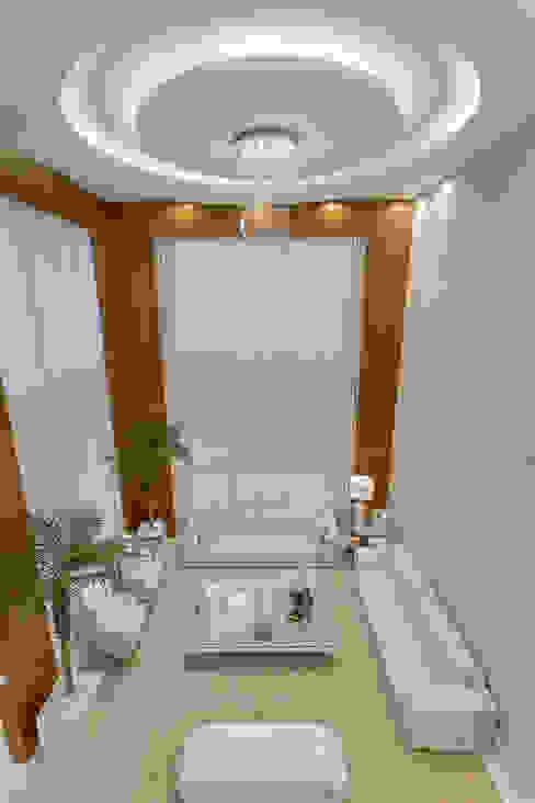 Casa Indaiatuba Designer de Interiores e Paisagista Iara Kílaris Salas de estar modernas