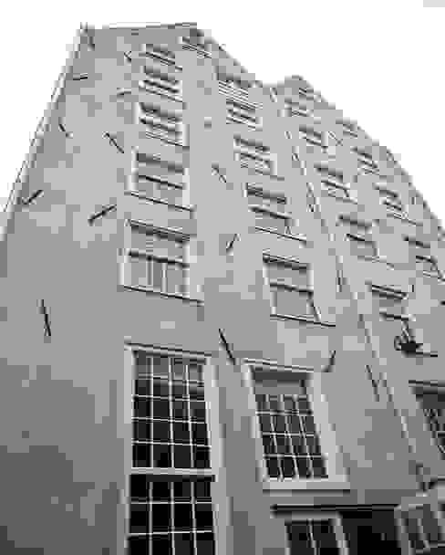 Pakhuis, Amsterdam Moderne huizen van VASD interieur & architectuur Modern