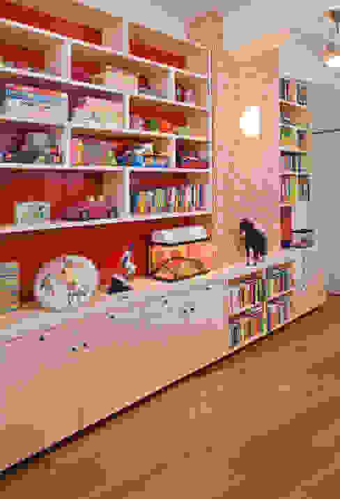 John Street Loft Modern Kid's Room by Eisner Design Modern