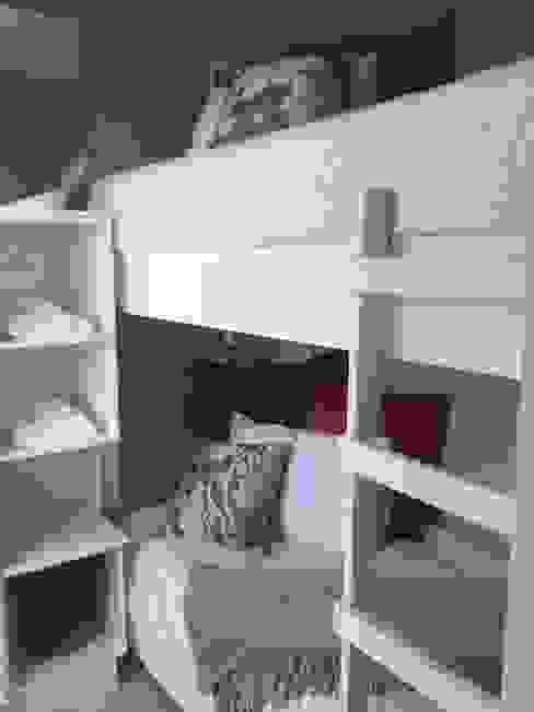 Berman-Kalil Housing Concepts Moderne Schlafzimmer