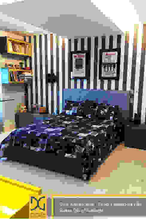 Modern Bedroom by Estúdio DG Arquitetura Modern