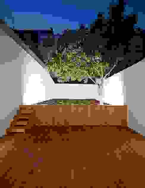 حديقة تنفيذ Tiago Filipe Santos - Arquitetura , تبسيطي