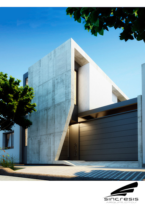 Houses by síncresis arquitectos