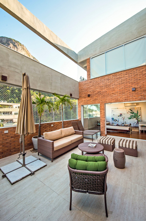 Patios by homify, Modern