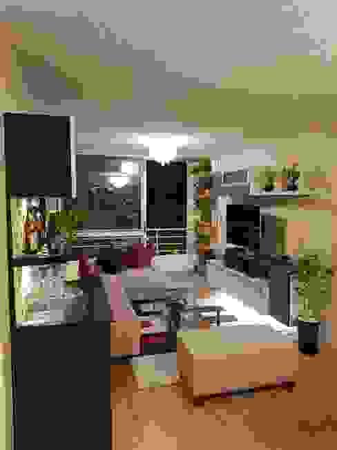Departamento 87 m2 San Miguel - Lima de Raúl Zamora Moderno