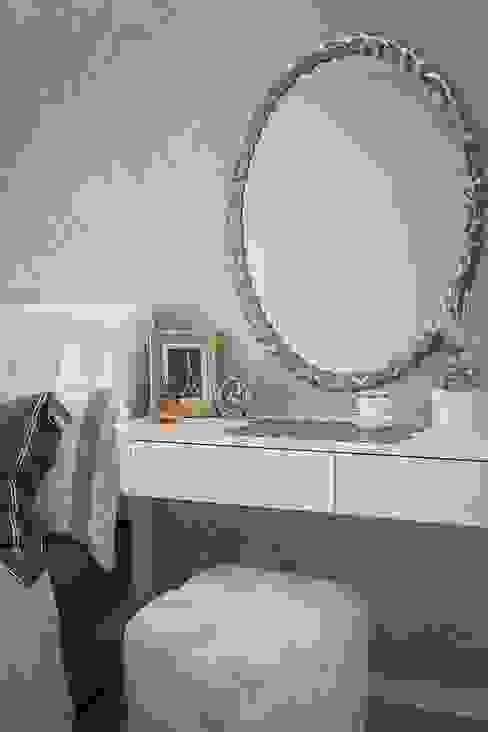 化妝桌 根據 你你空間設計 古典風