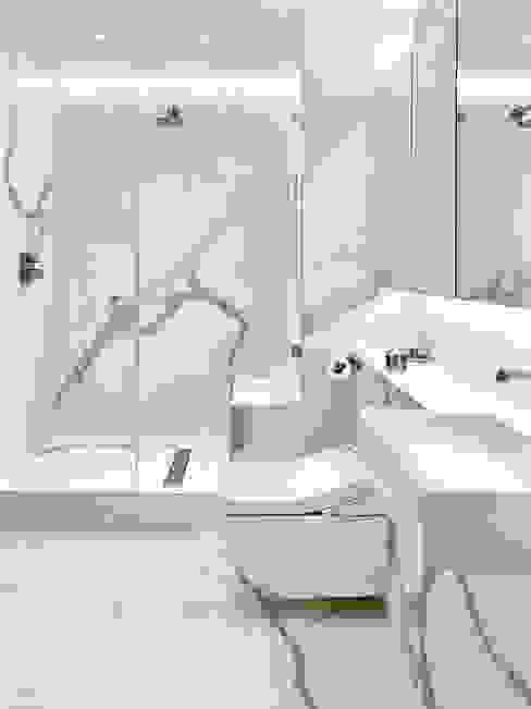 Bathroom Modern bathroom by Morph Interior Ltd Modern
