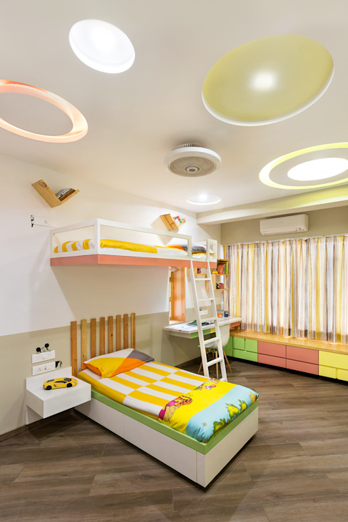 Kids Room False Ceiling Design: What Should I Know About False Ceiling Designs For Indian