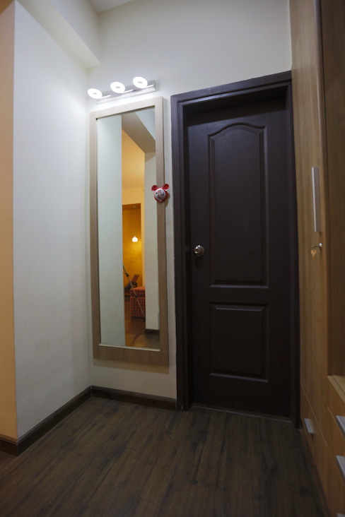 APARTMENT Minimalist dressing room by DESIGN5 Minimalist