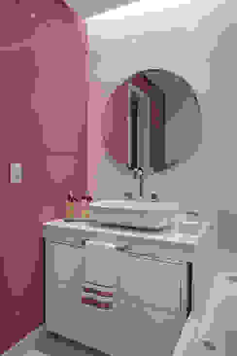 Kamar Mandi Modern Oleh Virna Carvalho Arquiteta Modern