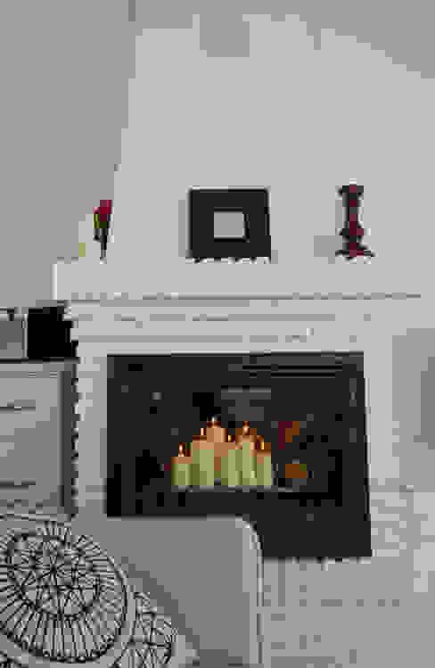 Chimenea de Home & Haus | Home Staging & Fotografía Mediterráneo