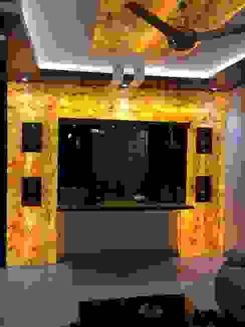 NIT-1 Faridabad Modern media room by homify Modern Stone