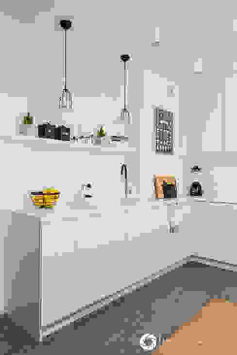 Küche von Michał Młynarczyk Fotograf Wnętrz, Modern