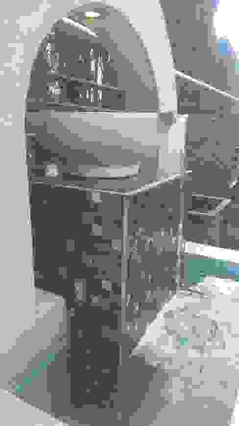 Brunnen:  Garten von Neues Gartendesign by Wentzel,Modern