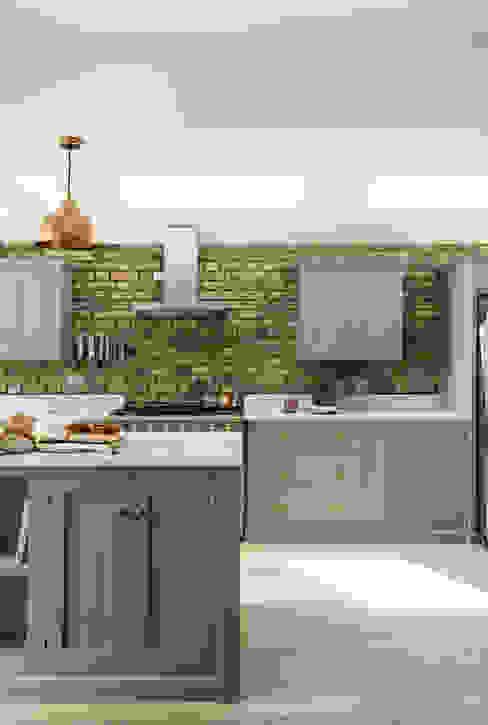 industrial  by deVOL Kitchens, Industrial Wood Wood effect