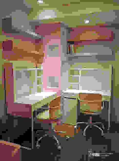 兒童房 根據 以恩設計 現代風