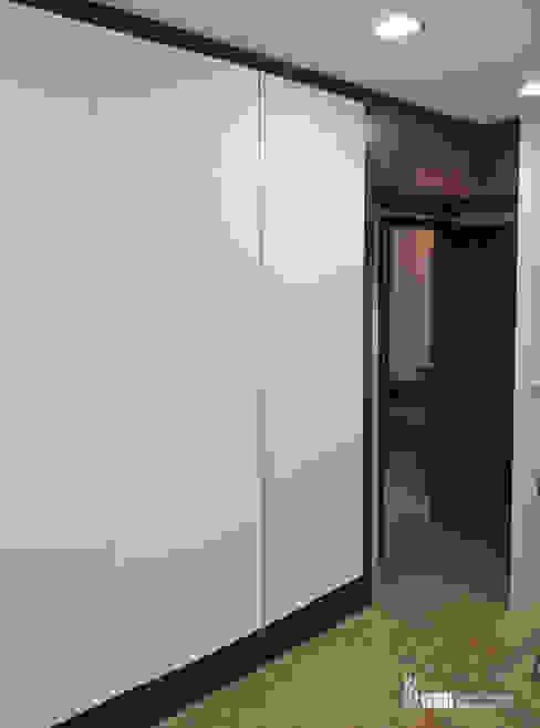 多功能房 根據 以恩室內裝修設計工程有限公司 現代風