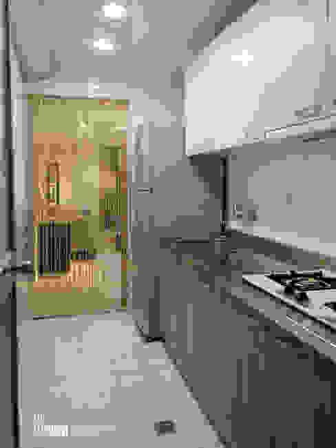 廚房 根據 以恩設計 北歐風