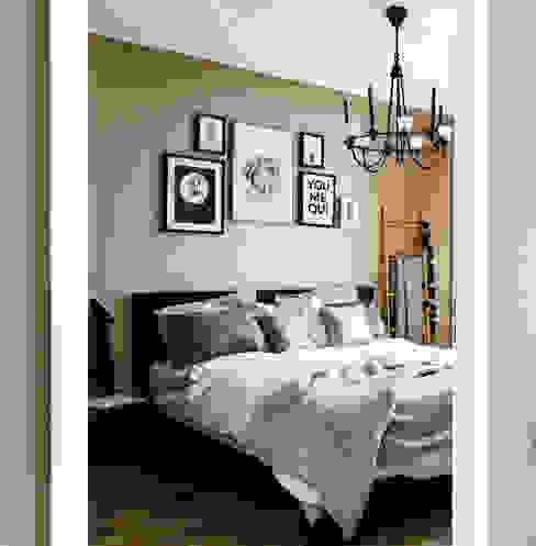 Bedroom تنفيذ Marion van Vliet Interieurontwerp