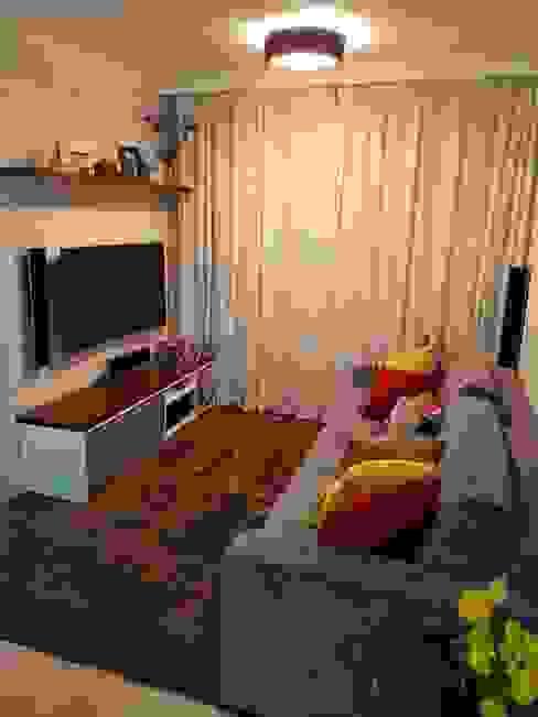 Salas modernas de Arquiteta Elaine Silva Moderno