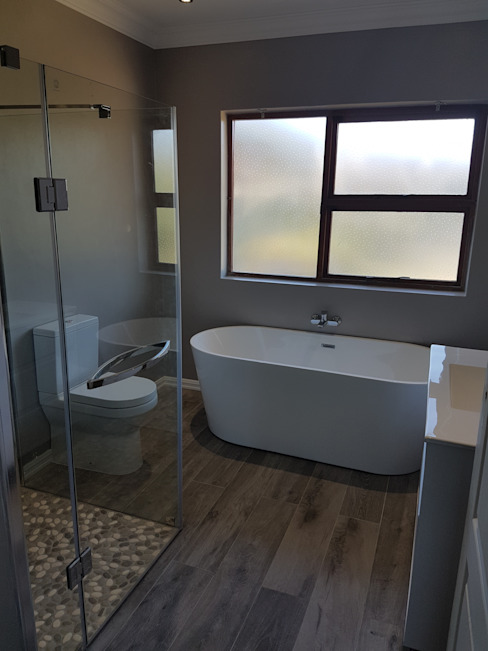 Bathroom renovation by MM GROUP