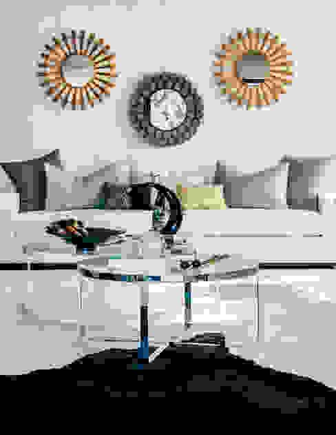 Zona de Estar FEMMA Interior Design Salas de estar modernas