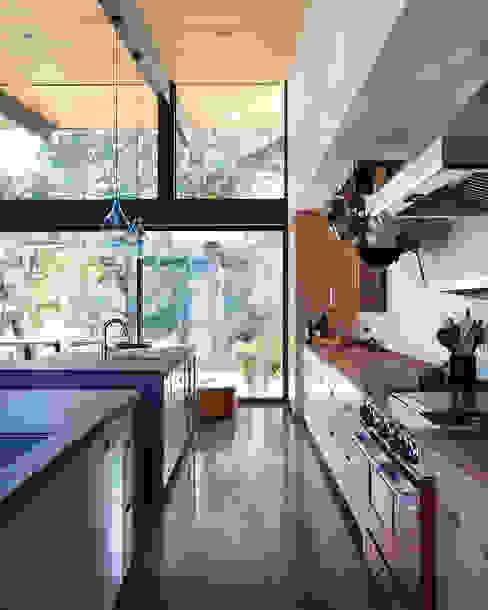 Modern kitchen by Klopf Architecture Modern