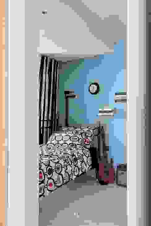 小.曲折|Anti-Sinuous 根據 理絲室內設計有限公司 Ris Interior Design Co., Ltd. 工業風