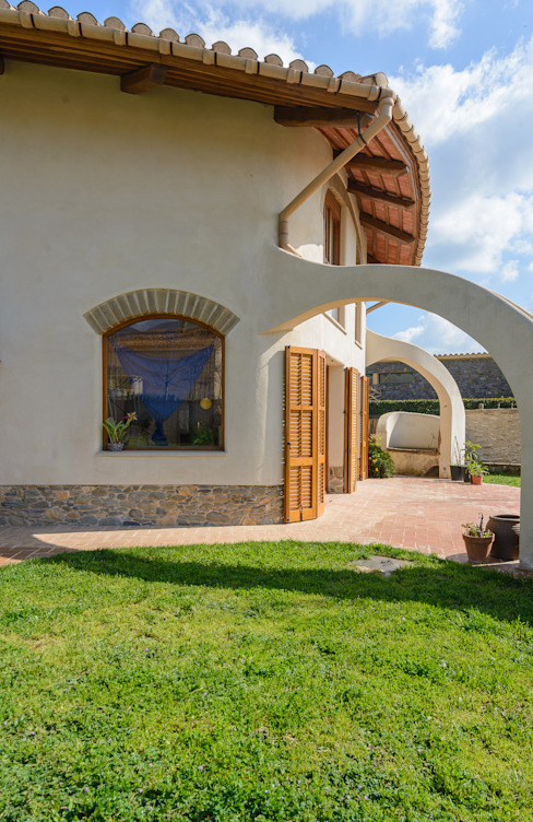 Bio-Arquitectura Jardines de estilo mediterráneo de Josep Lluis Lai Mediterráneo