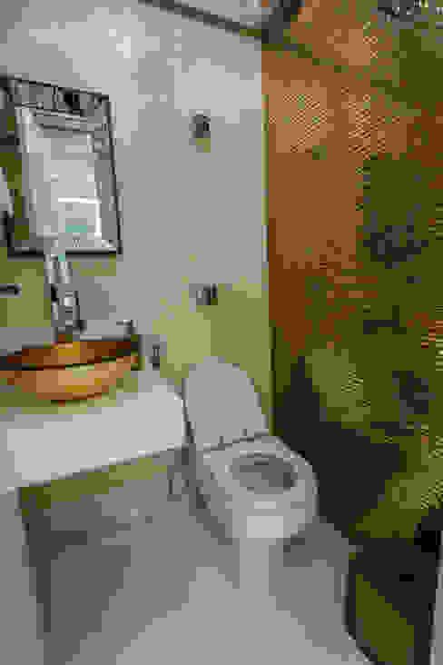 Modern bathroom by Carolina Fontes Arquitetura Modern