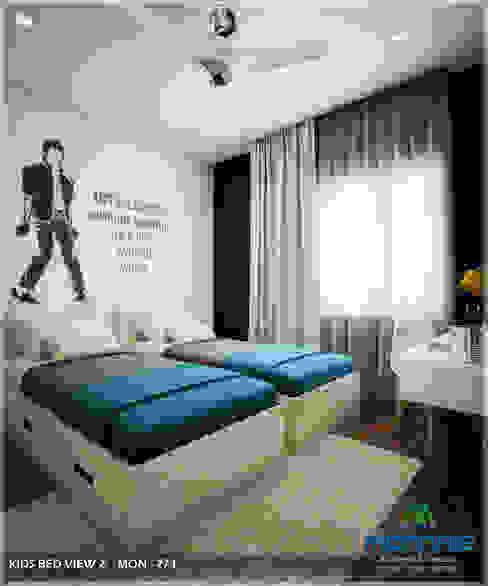Bedroom by Premdas Krishna , Classic