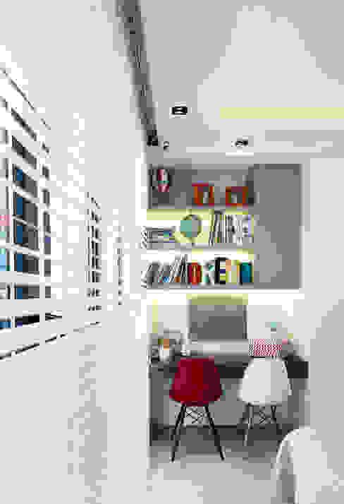 Nursery/kid's room by Esra Kazmirci Mimarlik, Modern