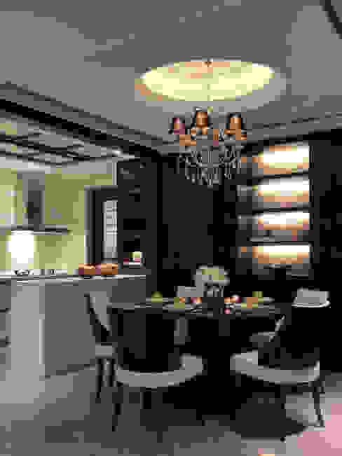 都峰苑張宅 根據 大觀室內設計工程有限公司 現代風