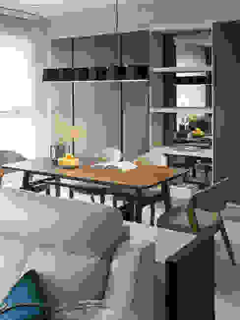 賀澤室內設計 HOZO_interior_design by 賀澤室內設計 HOZO_interior_design Eclectic