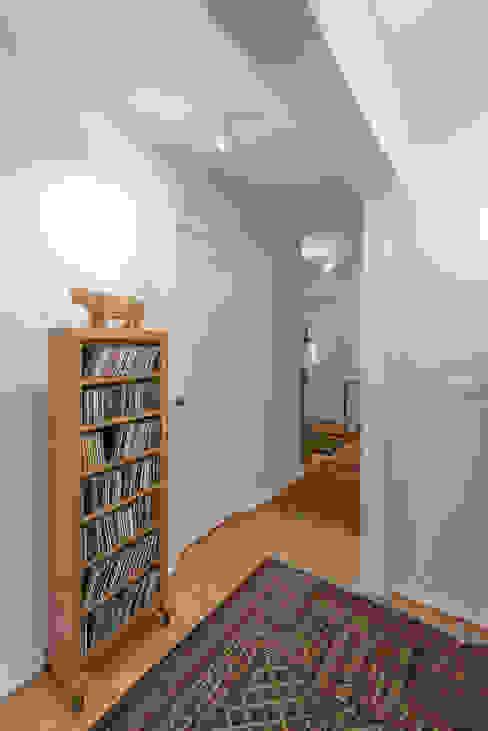 Remodelación Departamento Los Estanques Livings de estilo moderno de Grupo E Arquitectura y construcción Moderno