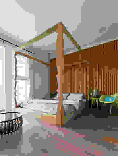 宜蘭健康屋 義式、美式 根據 耀昀創意設計有限公司/Alfonso Ideas 北歐風