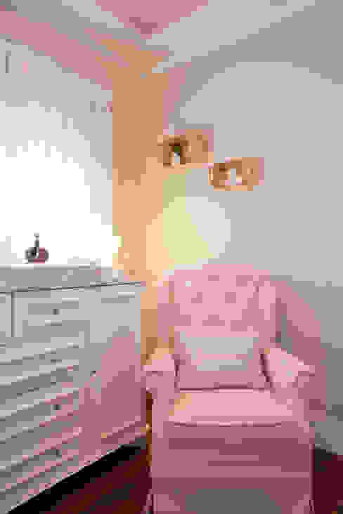 RK Arquitetura & Design Nursery/kid's roomAccessories & decoration Textile Pink