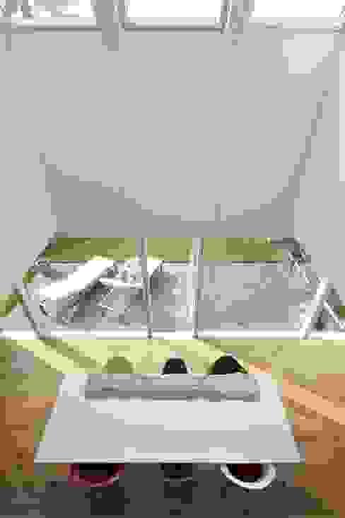 Falke Architekten Comedores minimalistas