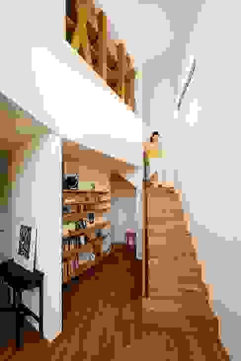 玄関ホール モダンスタイルの 玄関&廊下&階段 の 株式会社seki.design モダン
