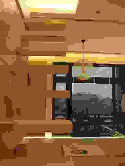住宅(場域 ●界定) 根據 鼎爵室內裝修設計工程有限公司 簡約風 鐵/鋼