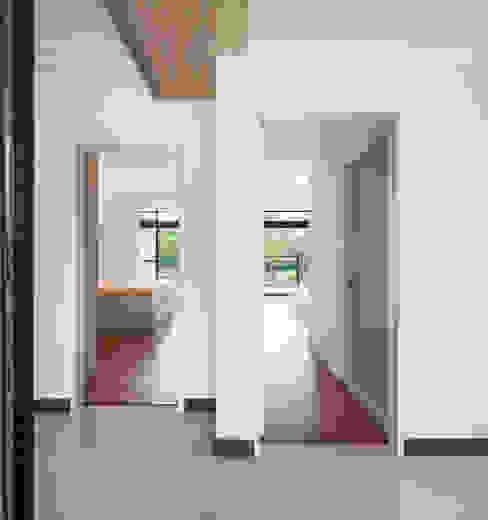 綠森活 Living in a Green Forest Glocal Architecture Office (G.A.O) 吳宗憲建築師事務所/安藤國際室內裝修工程有限公司 臥室