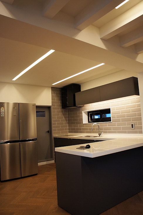 Dapur Modern Oleh SPACEHWA Modern