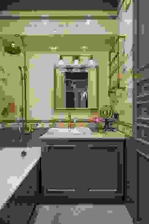 حمام تنفيذ Dots&points interior design studio, كلاسيكي