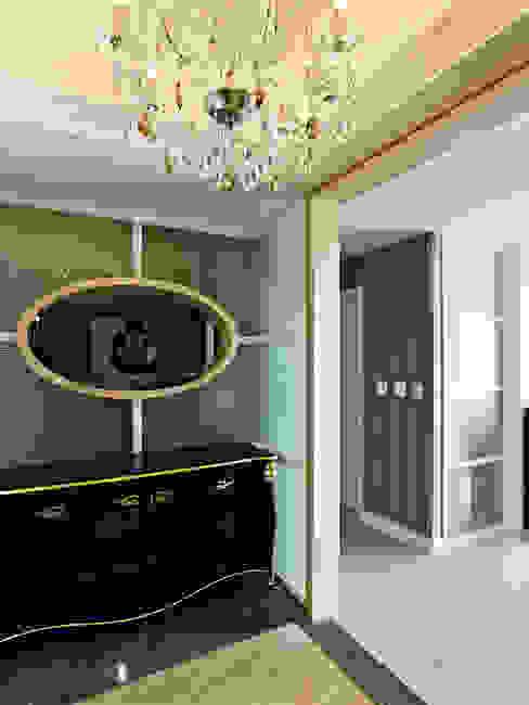 玄關 根據 世家新室內裝修公司 古典風
