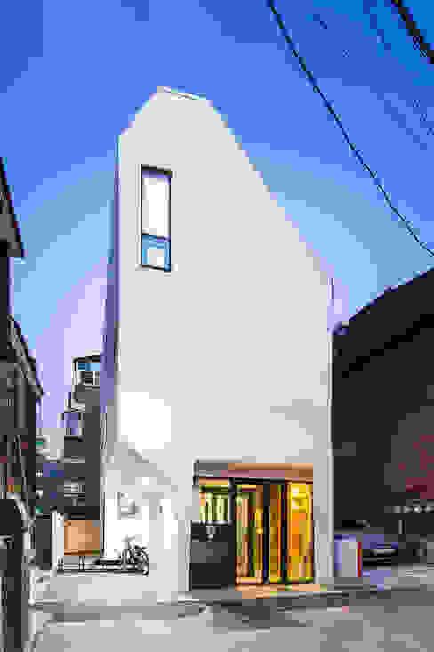 (주)건축사사무소 더함 / ThEPLus Architects 辦公室&店面