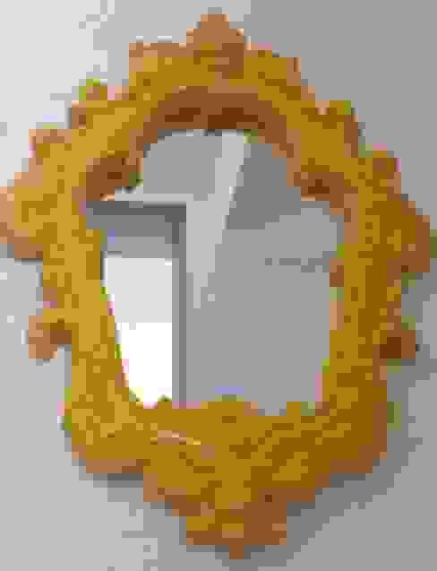 PRISCILLA BORGES ARQUITETURA E INTERIORES Eclectic style bathroom