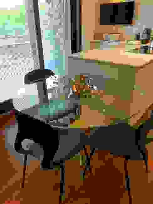 Cocinas de estilo  por Mariapia Alboni architetto,