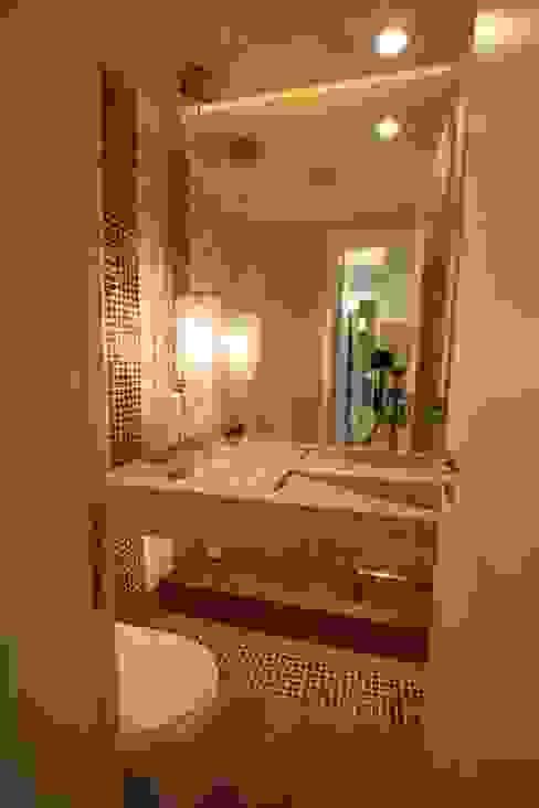 Lavabo Arquinovação - Projetos e Obras Banheiros modernos